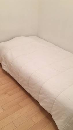 Furnished 2-bedroom, 1-bath apartment located in downtown Montreal is