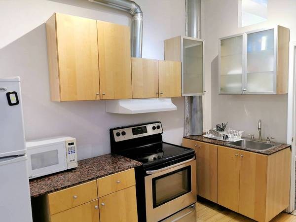 Beautiful 3 bedrooms apartment in the heart of the plateau