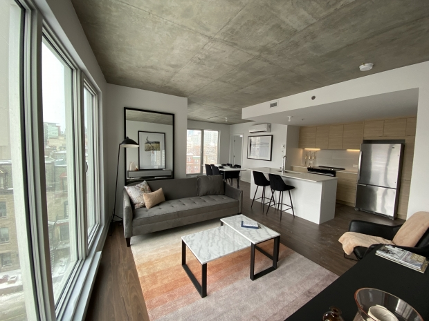 BRAND NEW 2BEDROOMS FOR RENT |Downtown