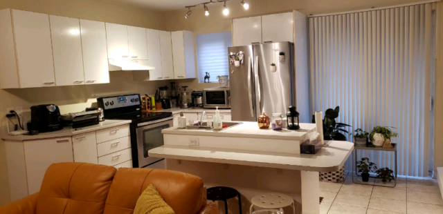 4 1/2 Apartment for lease transfer