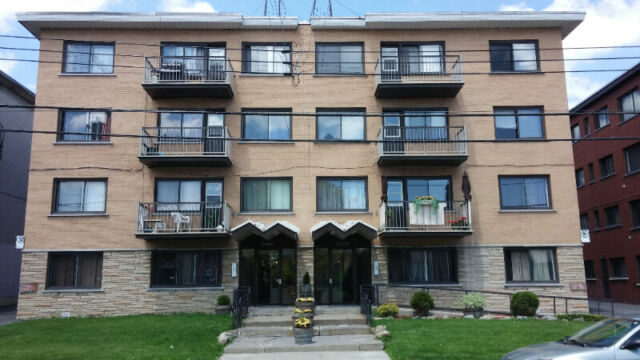 5 1/2 Renovated apartment in Lachine