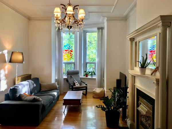 Beautiful, Bright 5 ½ Lower Duplex for Rent - January 1 (flexible)