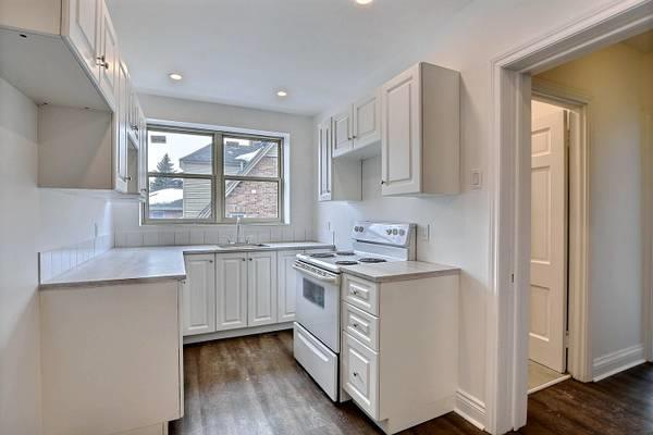 ** Because You Deserve Fully Renovated 2bed,Montreal West **