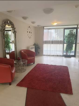 2 1/2, 3 1/2 apartment for rent