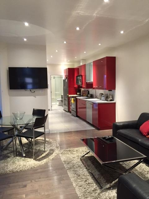 4 BR apartment for rent in Plateau Mont Royal