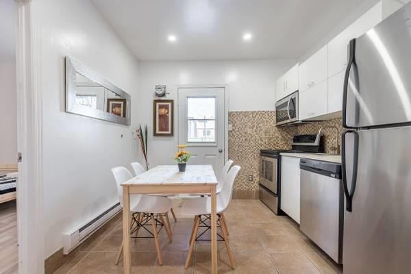 Renovated and furnished, WiFi, Plteau, Students