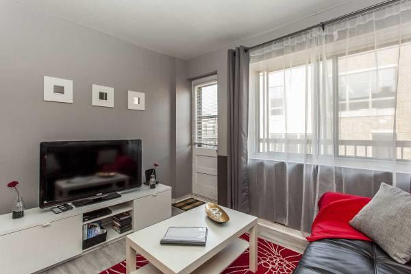 complete furnished apartment