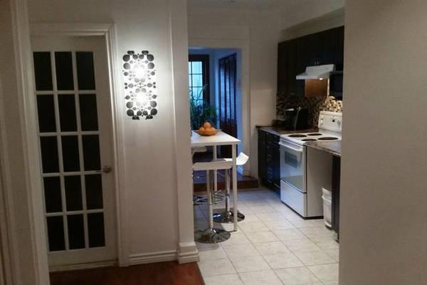Furnished all included 2 bedrooms for short term rent