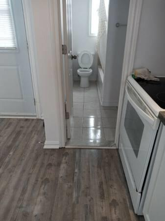 Nice, fully renovated 3.5 for rent