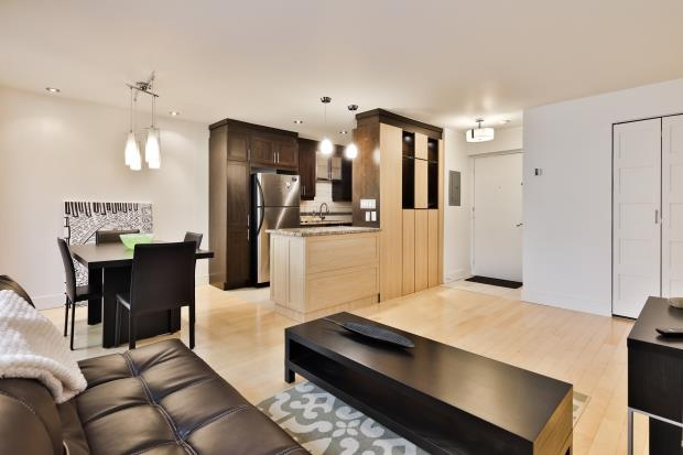 Fully Furnished 1 Bed Condo | Outremont