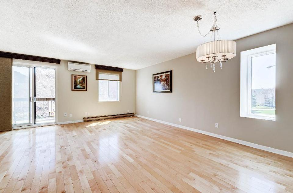 Renovated 4 ½ condo for rent in Brossard, Sector N, available July 1st